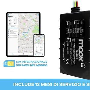 Localizzatore satellitare FMB920