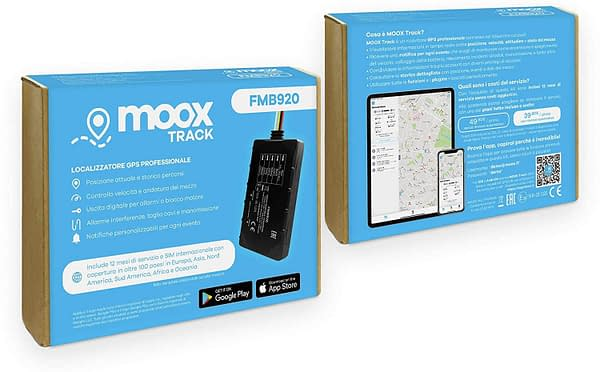 Packaging FMB920